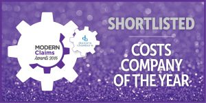 Modern Claims Awards 2016 shortlisted button